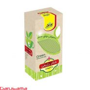 دمنوش چای سبز کامور