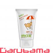 لوسیون ضد آفتاب کودکان SPF24 ایروکس
