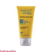 کرم ضد آفتاب کوئیک سان پروتکشن SPF50 دکتر ژیلا